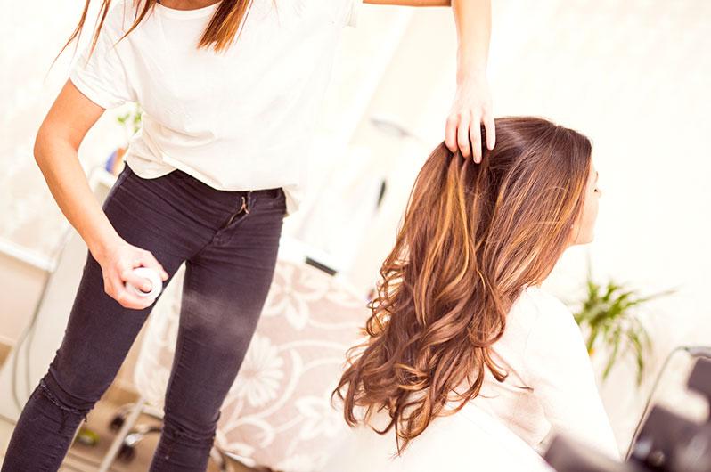 Extension Garage Hair Studio Hair Styling